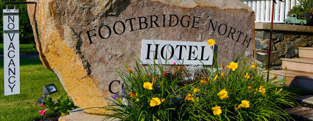 Footbridge North Hotel: Cloud Software